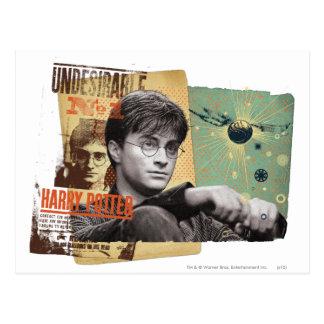 Harry Potter 13 Postkarte