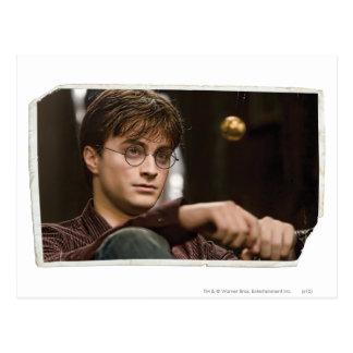 Harry Potter 17 Postkarte