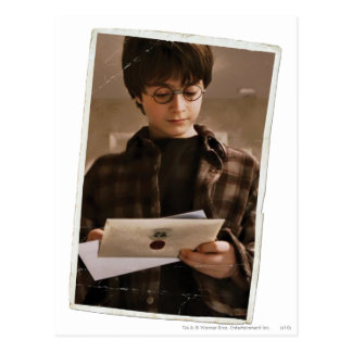 Harry Potter 9 Postkarte