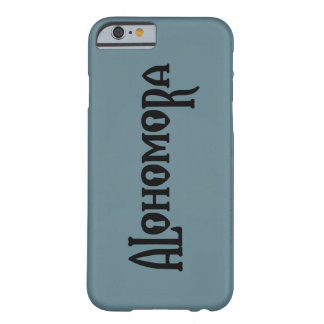 Harry Potter-Bann | Alohomora Barely There iPhone 6 Hülle