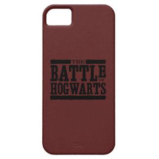 Harry Potter-Bann | der Kampf von Hogwarts iPhone 5 Etuis