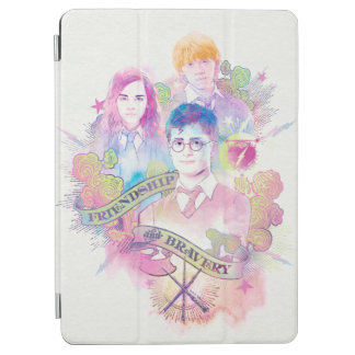 Harry Potter-Bann | Harry, Hermione u. Ron Waterc iPad Air Hülle