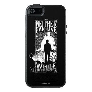 Harry Potter-Bann   keine kann leben OtterBox iPhone 5/5s/SE Hülle