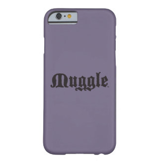 Harry Potter-Bann | Muggle Barely There iPhone 6 Hülle