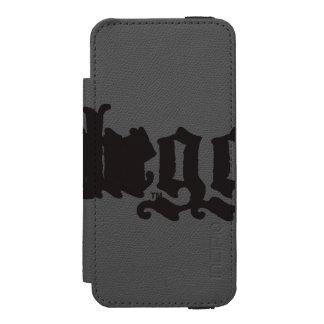 Harry Potter-Bann   Muggle Incipio Watson™ iPhone 5 Geldbörsen Hülle
