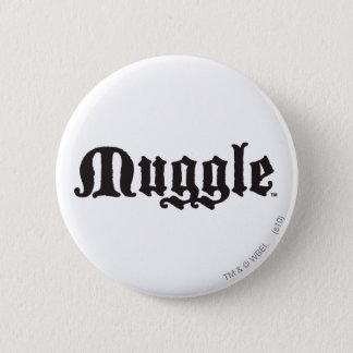 Harry Potter-Bann   Muggle Runder Button 5,1 Cm