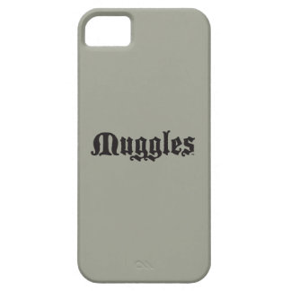 Harry Potter-Bann   Muggles iPhone 5 Cover