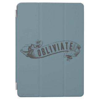 Harry Potter-Bann | Obliviate iPad Air Cover
