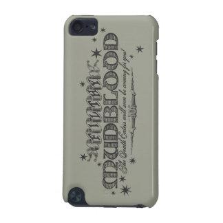 Harry Potter-Bann | schmutziges Mudblood iPod Touch 5G Hülle
