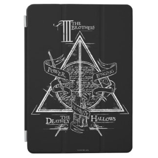 Harry Potter-Bann TOTEN | HEILIGT Grafik iPad Air Hülle