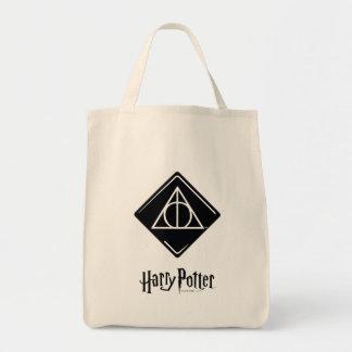 Harry Potter-Bann toten | heiligt Ikone Tragetasche