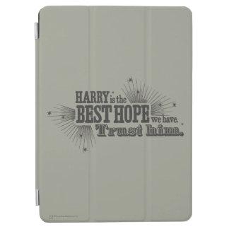 Harry Potter-Bann | unsere beste Hoffnung iPad Air Hülle