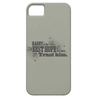 Harry Potter-Bann   unsere beste Hoffnung iPhone 5 Hüllen