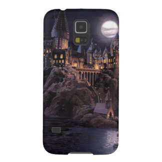 Harry Potter-Castle | großer See zu Hogwarts Galaxy S5 Hülle