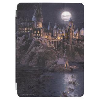 Harry Potter-Castle | großer See zu Hogwarts iPad Air Hülle