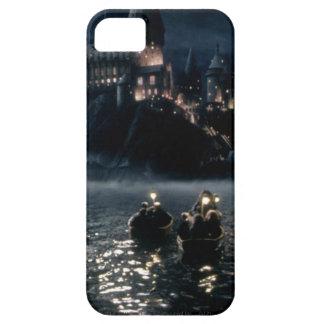 Harry Potter-Castle   großer See zu Hogwarts iPhone 5 Schutzhüllen