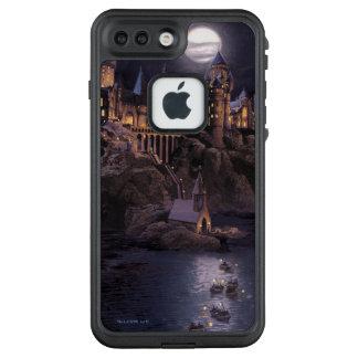 Harry Potter-Castle | großer See zu Hogwarts LifeProof FRÄ' iPhone 8 Plus/7 Plus Hülle