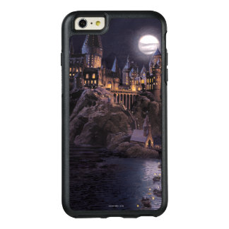 Harry Potter-Castle | großer See zu Hogwarts OtterBox iPhone 6/6s Plus Hülle