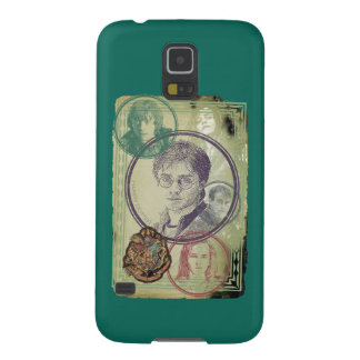 Harry Potter-Collage 9 Galaxy S5 Cover