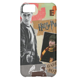 Harry Potter dann und jetzt iPhone 5C Hülle
