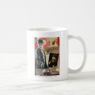 Harry Potter dann und jetzt Tasse