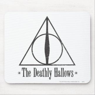 Harry Potter   das toten heiligt Emblem Mauspads