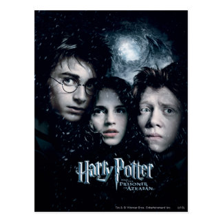 Harry Potter-Film-Plakat Postkarten