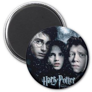 Harry Potter-Film-Plakat Runder Magnet 5,1 Cm
