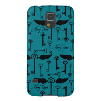 HARRY POTTER ™ Fliegen-Schlüssel-Muster Samsung S5 Cover