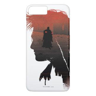 Harry Potter | Harry u. Voldemort Zauberer-Duell iPhone 8 Plus/7 Plus Hülle