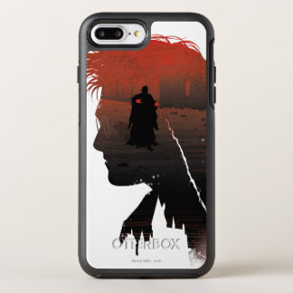 Harry Potter | Harry u. Voldemort Zauberer-Duell OtterBox Symmetry iPhone 8 Plus/7 Plus Hülle