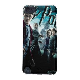 Harry Potter mit Dumbledore Ron und Hermione 1 iPod Touch 5G Hülle