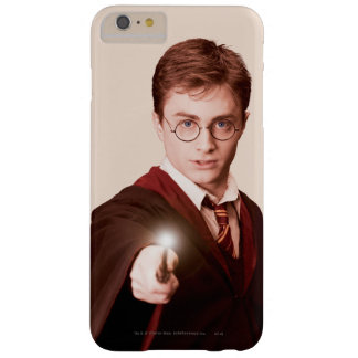 Harry Potter-Punkt-Stab Barely There iPhone 6 Plus Hülle