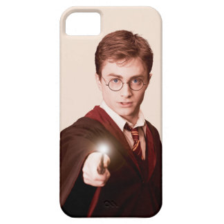 Harry Potter-Punkt-Stab iPhone 5 Etuis
