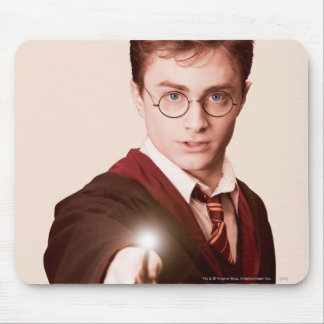 Harry Potter-Punkt-Stab Mousepad