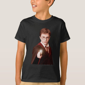 Harry Potter-Punkt-Stab T-Shirt