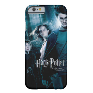 Harry Potter Ron Hermione im Wald Barely There iPhone 6 Hülle