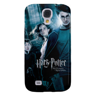 Harry Potter Ron Hermione im Wald Galaxy S4 Hülle