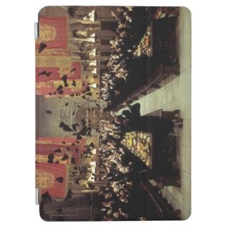 Harry Potter-Schloss | der große Hall iPad Air Hülle