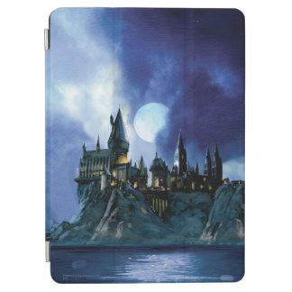 Harry Potter-Schloss | Hogwarts nachts iPad Air Hülle
