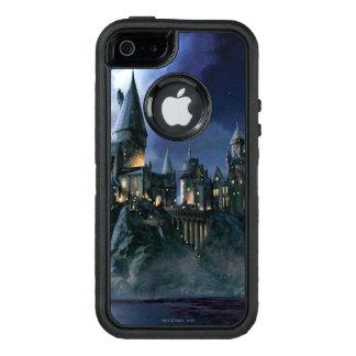 Harry Potter-Schloss | Moonlit Hogwarts OtterBox iPhone 5/5s/SE Hülle