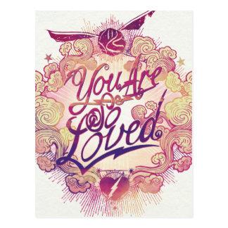 Harry Potter | sind Sie also geliebt Postkarten