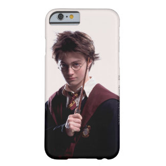 Harry Potter-Stab angehoben Barely There iPhone 6 Hülle