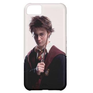 Harry Potter-Stab angehoben iPhone 5C Hülle