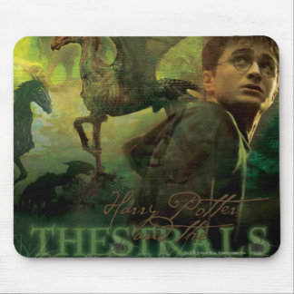 Harry Potter Thestrals Mousepad