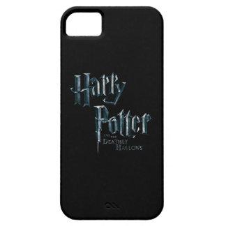 Harry Potter und das toten heiligt Logo 1 iPhone 5 Hüllen