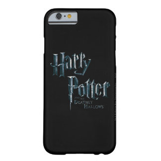 Harry Potter und das toten heiligt Logo 3 Barely There iPhone 6 Hülle