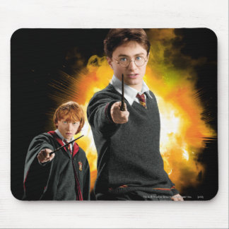 Harry Potter und Ron Weasely Mousepad