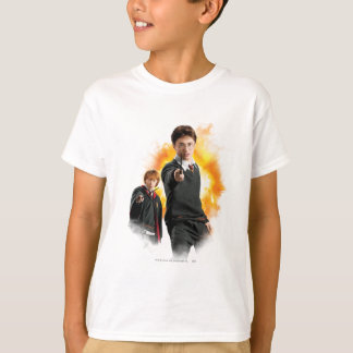 Harry Potter und Ron Weasely T-Shirt