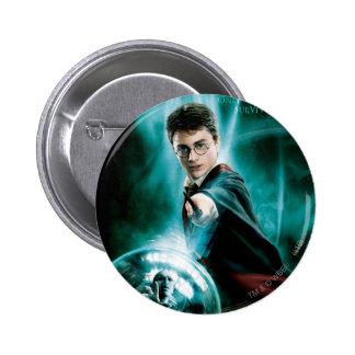 Harry Potter und Voldemort nur man können überlebe Button